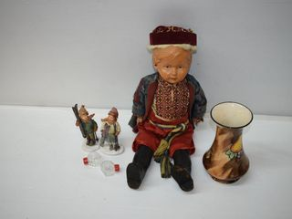 Old Doll and China