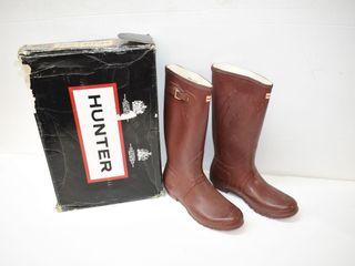 Hunter Boots Sz US13 14F