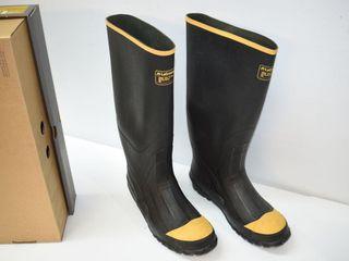 laCrosse Steel Shank Boot Sz 11