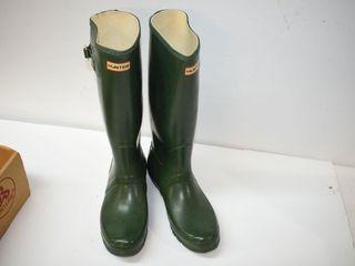 Hunter Boots Sz 11 12 F