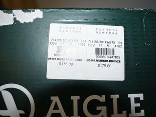 AIGlE Rubber Boot Sz 45