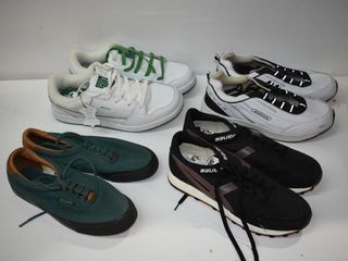 Grouping of Athletic Shoes
