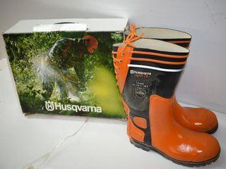 HUSQVARNA Protective Boots Sz 12