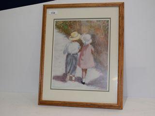 Framed Print  IVAN ANDERSON