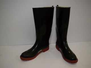 NEW Size 11 Rubber Boots  steel shank