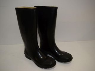 NEW size 10 rubber boots
