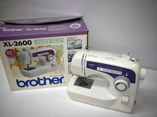 Brother Xl2600 Sewing Machine