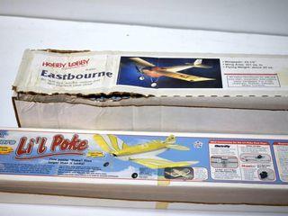 2  Model Plane Kits