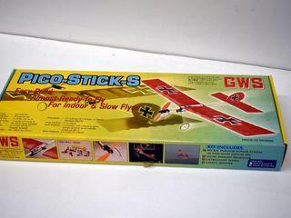 R C Indoor Power System Air Plane Kit