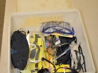 Assorted Safety Glasses