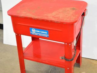 King Canada Parts Washer