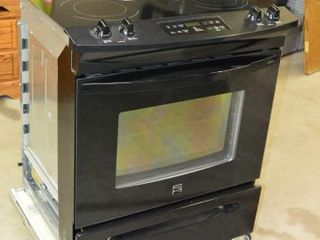 Kenmore Electric Slide in Range with