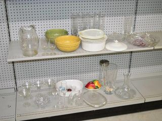 3  Boxes of Assorted Crystal and Glassware