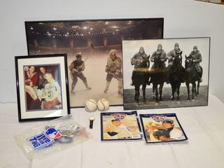 Sports Prints and Collectables