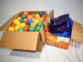 Ball Pit Balls   Jumpy Balls