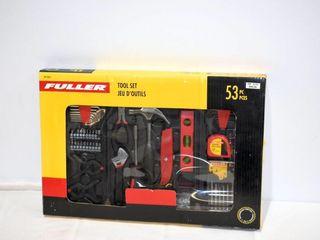 Fuller 53 pc Tool Set