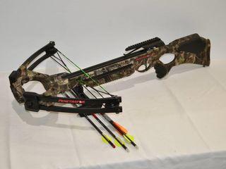 Barnett Penetrator Crossbow with Arrows