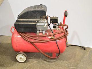 Electric Air Compressor  13 3Gal  2 5HP