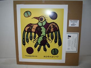 Thunderbird by Norval Morrisseau