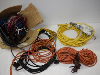 Extension Cords and light