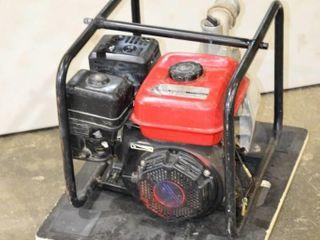 HONDA 2 Inch Water Pump  tested to run