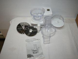 Faberware Food Processor