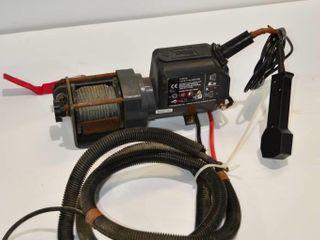 Wark 12Volt Winch with Remote