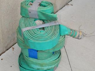 Quantity of 2  Water Discharge Hose