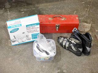 Toolbox  Hardware  Alarm System  etc