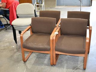 Stacking and Other Upholstered Chairs