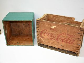 Coca Cola Crate   Butter Box