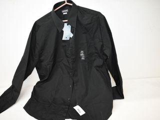 *NWT* Vanheusen Dress Shirt XL 18 36/37