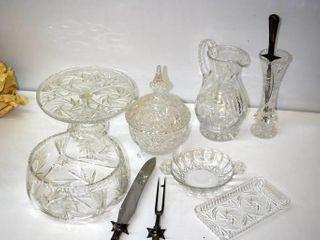 Pinwheel Crystal  etc