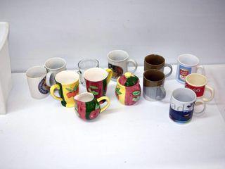 Mugs  Cream and Sugar