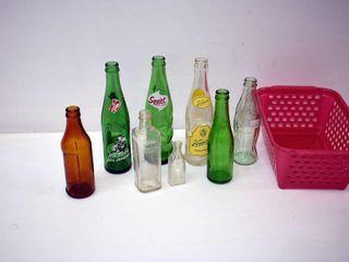 Older Pop Bottles