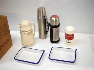 Thermos and Misc