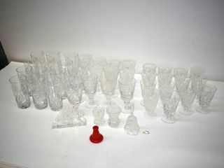 2  Trays of Pinwheel Crystal