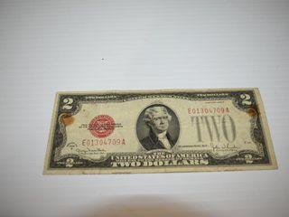 1928 US  2 Bill