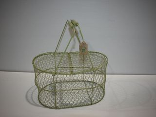 Wire Basket 12  wide