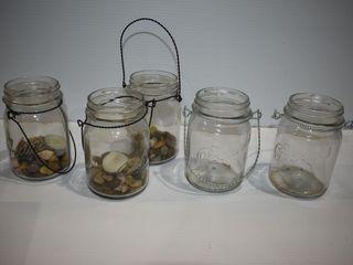 Mason Jar Hangers