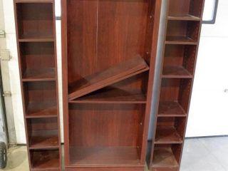 Set of 3 shelves  not matching