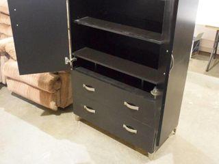 large IKEA wardrobe cabinet