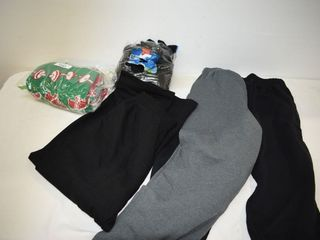 Grouping of Various Sized Clothing