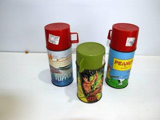 3  60 s Thermos s