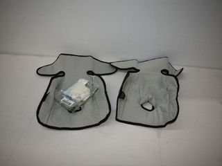 Infant Jolly Jumper Seat Covers and Mitts