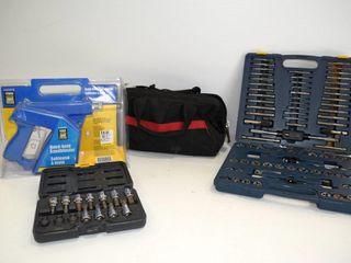 Tools including Tap   Die Set