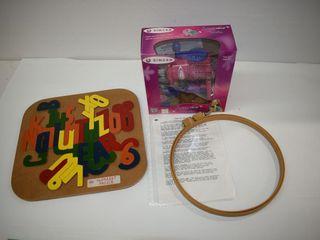 SINGER Spool Knitter , Puzzle, etc