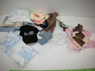 Doll Clothes  etc