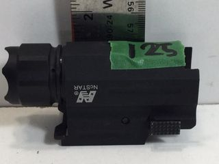 NCSTAR TAC LIGHT FOR PISTOL OR RIFLE
