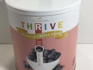 1 CAN THRIVE FREEZE DRIED BLUEBERRIES